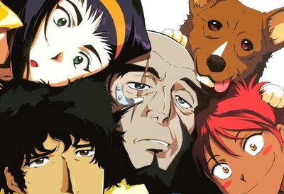 Cowboy Bebop group picture