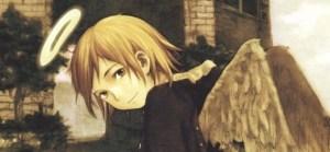 angel anime halo wings