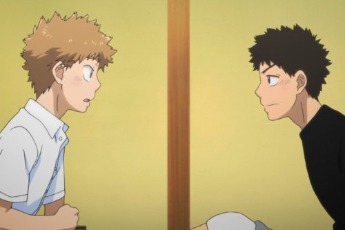 Ookiku Furikubatte Mihashi and Abe