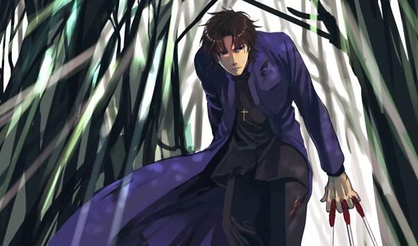 """Kirei """"Fate/Zero"""""""