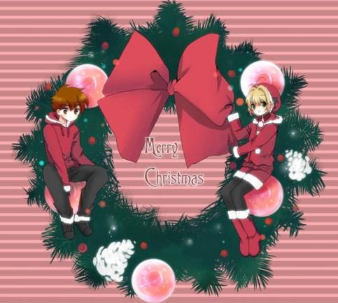 Sakura Christmas