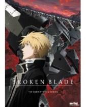Broken Blade DVD