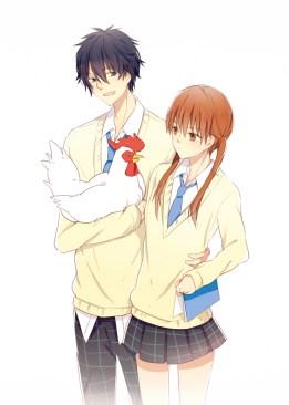 Haru and Shizuku