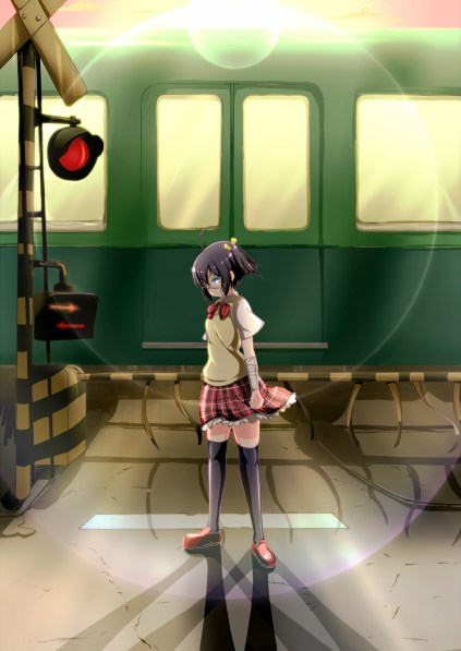 Rikka Takanashi train