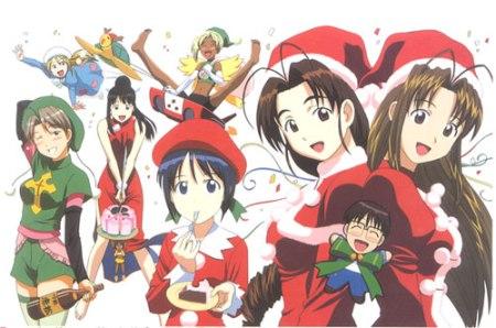 Love Hina Christmas