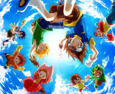 Digimon Adventure cast