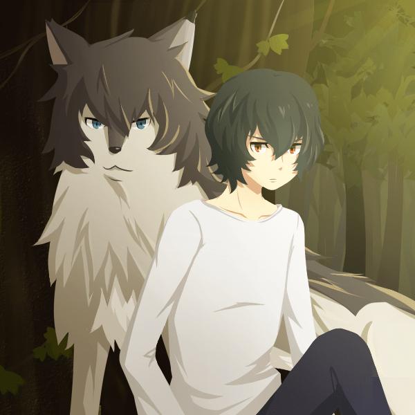 ame wolf children