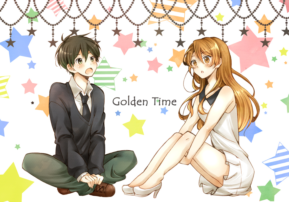 Golden Time, Episode 22: It's About Time — Beneath the Tangles