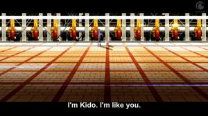 Kido Tsubomi, actually. Kido, Kano, and Seto all go by their family names.