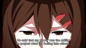 I'm pretty sure her power was different in the manga/light novels, but if it means a happy ending, go ahead and change it!