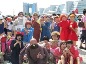 Studio Ghibli!