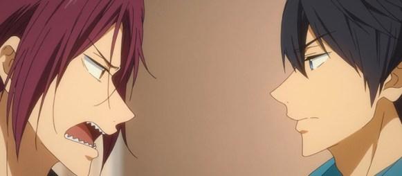 Rin and Haruka