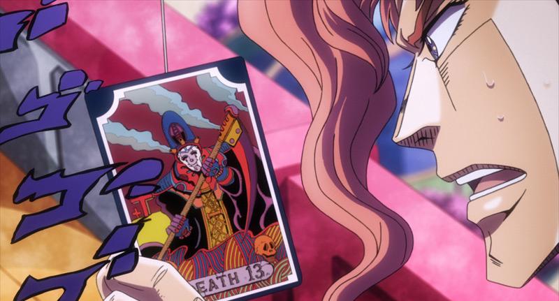 Untangled Christianity Forbids Jojo Part 3s Tarot Cards Beneath