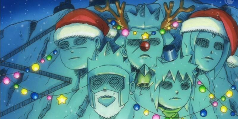 naruto christmas