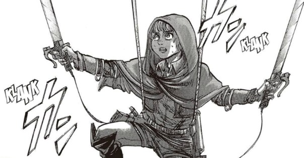 Armin chapter 74 shingeki no kyojin attack on titan
