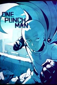 saitama one-punch man