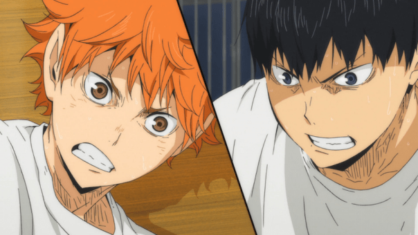 Hinata refuses to accept Kageyama's logical reasons they shouldn't change their freak quick attack. The result? A physical brawl and hurt feelings. They're partners and friends—they need to figure this out together, and to trust each other's judgment.