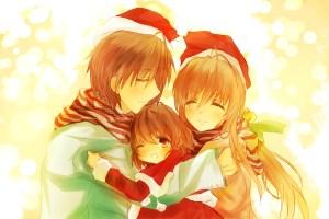 nagisa christmas