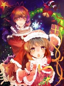nagisa and ushio christmas