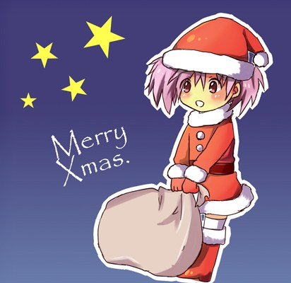 christmas madoka pmmm