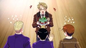 12 Days of Christmas Anime | Hetalia: Axis Powers