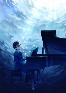 kousei arima piano
