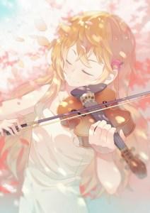 kaori violin