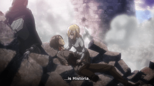historia and ymir