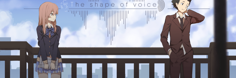 the shape of voice