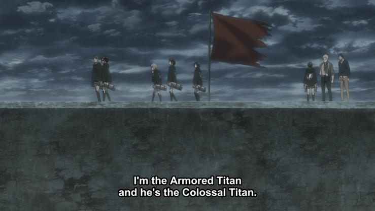 reiner is armored titan