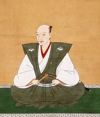 Portrait of Oda Nobunaga by Kano Motohide