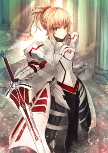 mordred fate/apocrypha