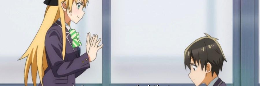 gamers anime karen tendou keita amano