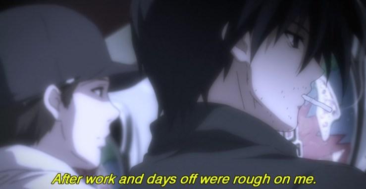 tomoya okazaki depressed