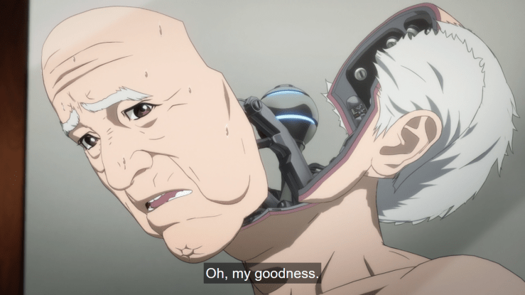 inuyashiki's head