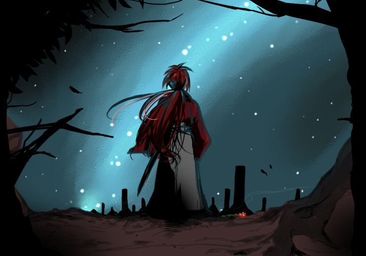kenshin graves