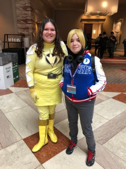 Lulu and Elena cosplay ikkicon