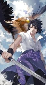 sasuke eagle sword