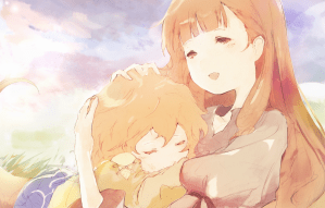 maquia and erial