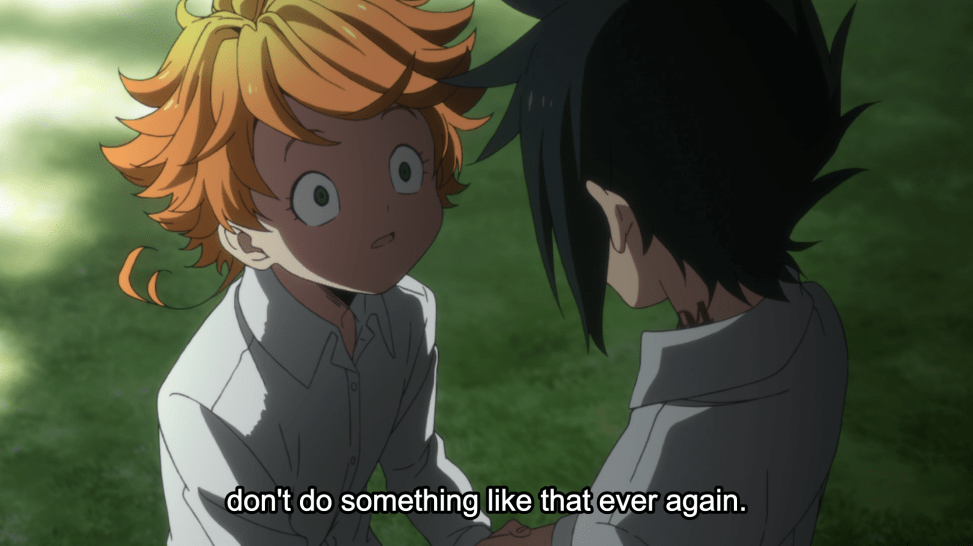 The Promised Neverland For Newbies Episode 5 Beneath The Tangles