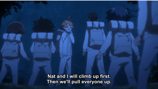 Screenshot_2019-03-22 The Promised Neverland Episode 11 Subbed(2)