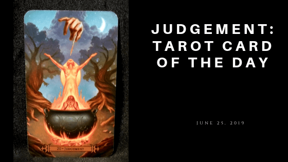 Judgment - Tarot Card