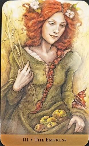 Weekly Tarot Reading: The Empress
