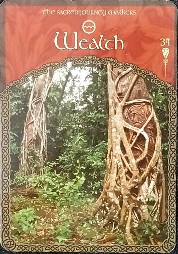 Weekly Oracle Reading - Wealth