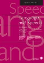 LanguageAndSpeech