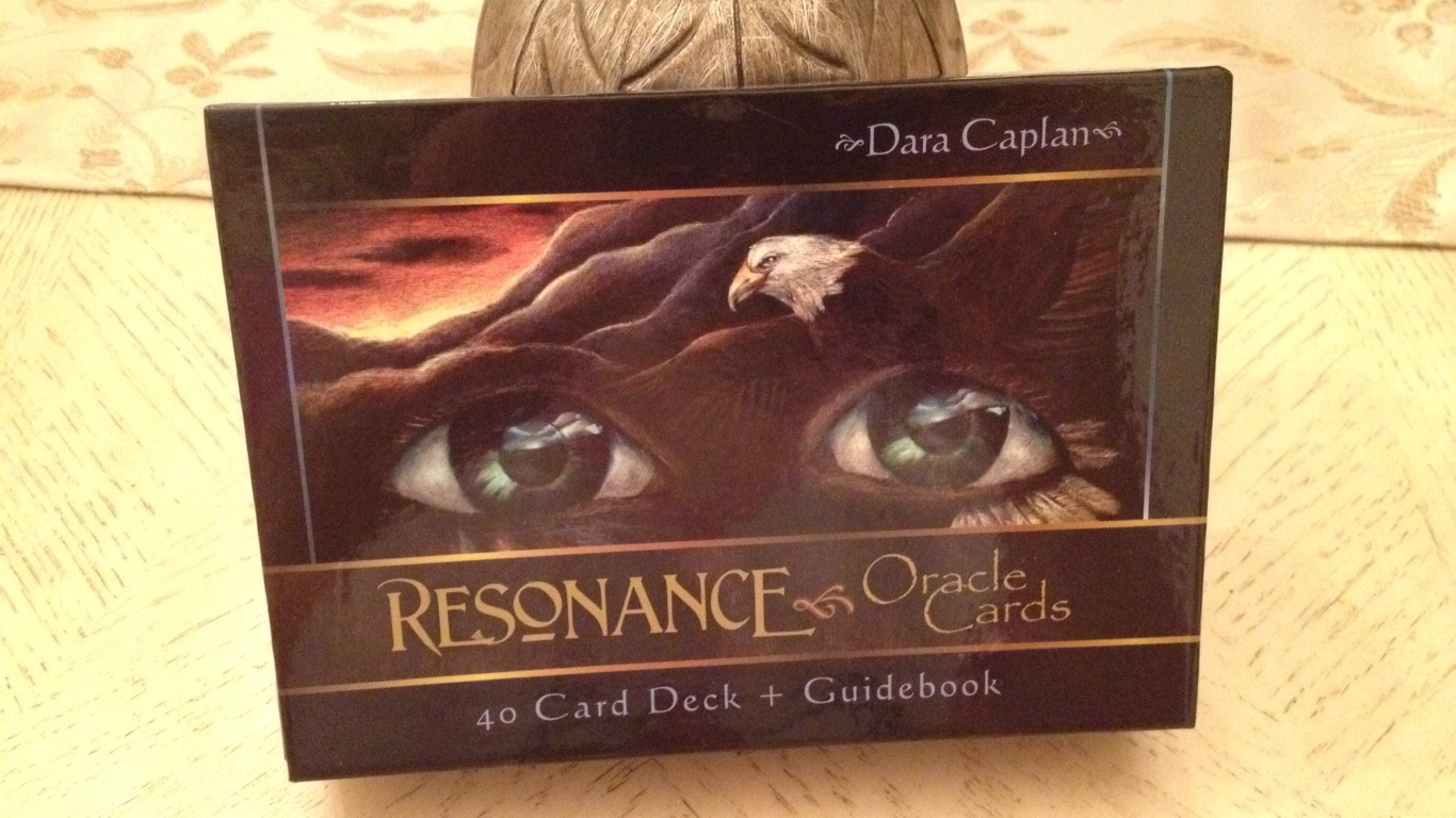 A Review Of The Resonance Oracle Cards Benebell Wen
