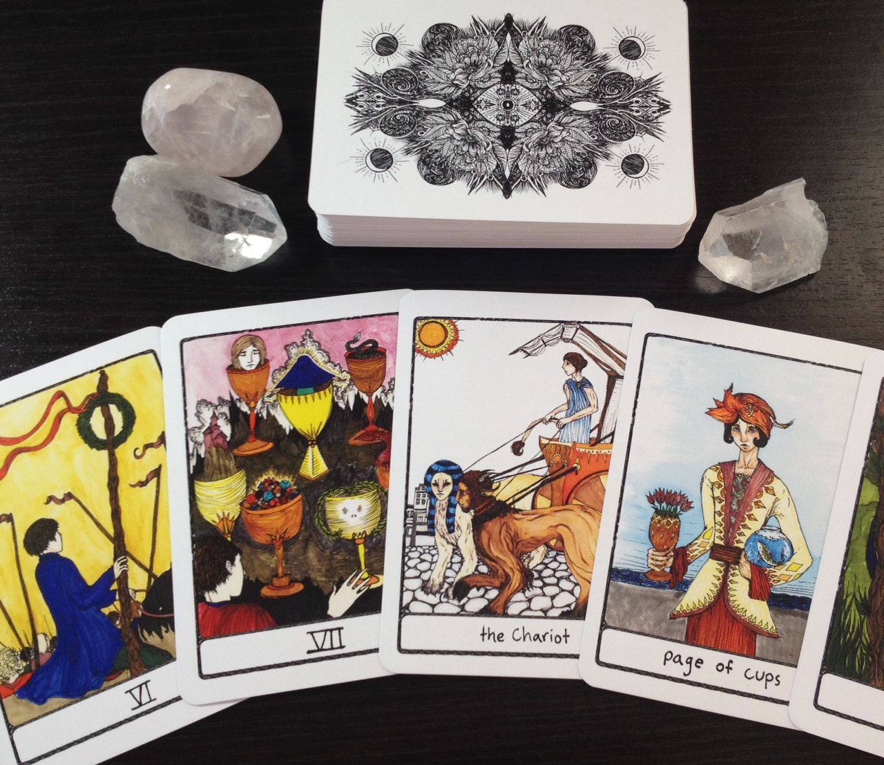 Workbook For Devising Your Professional Tarot Business