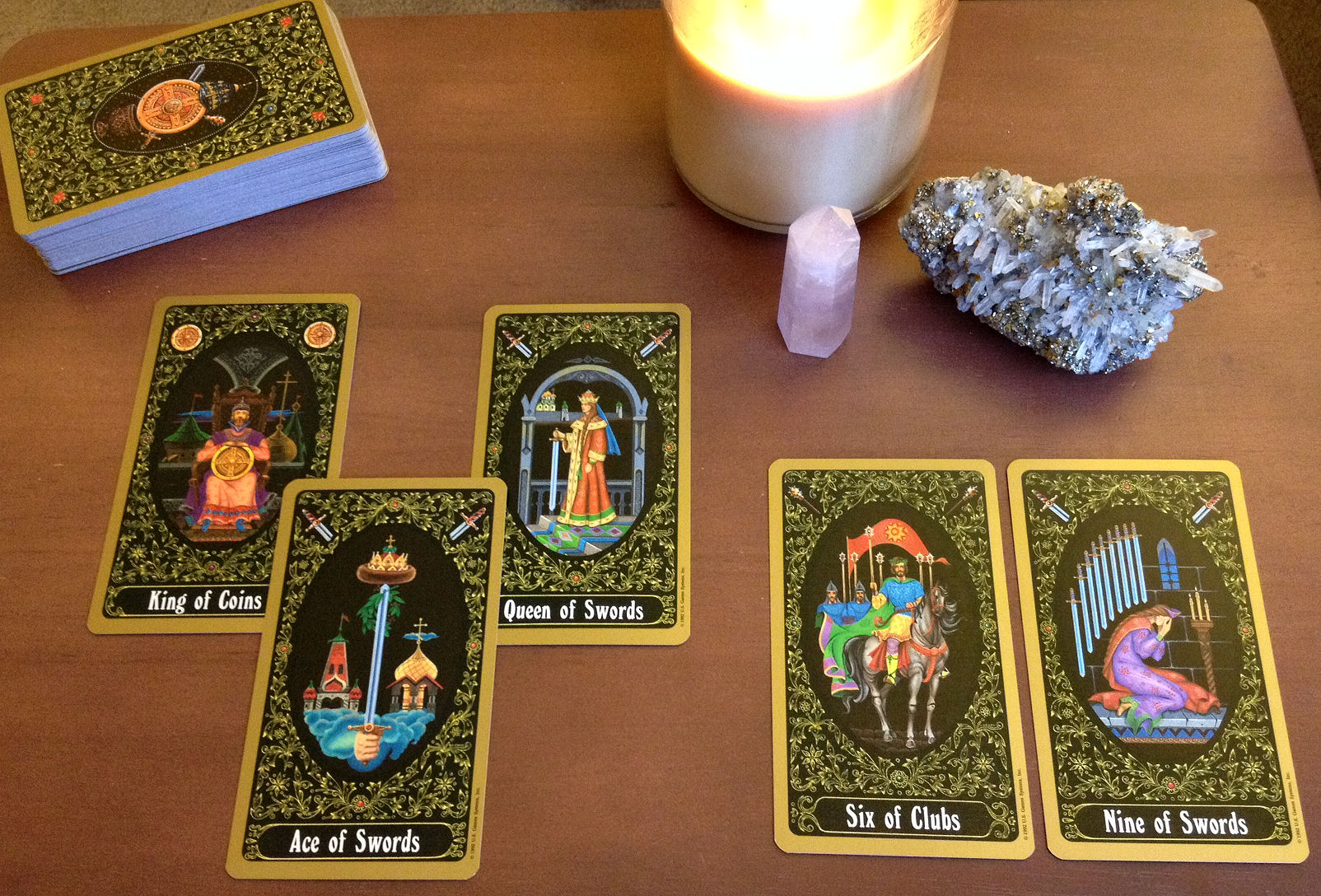 On Tarot Reading Ethics Part Ii Third Party Readings And
