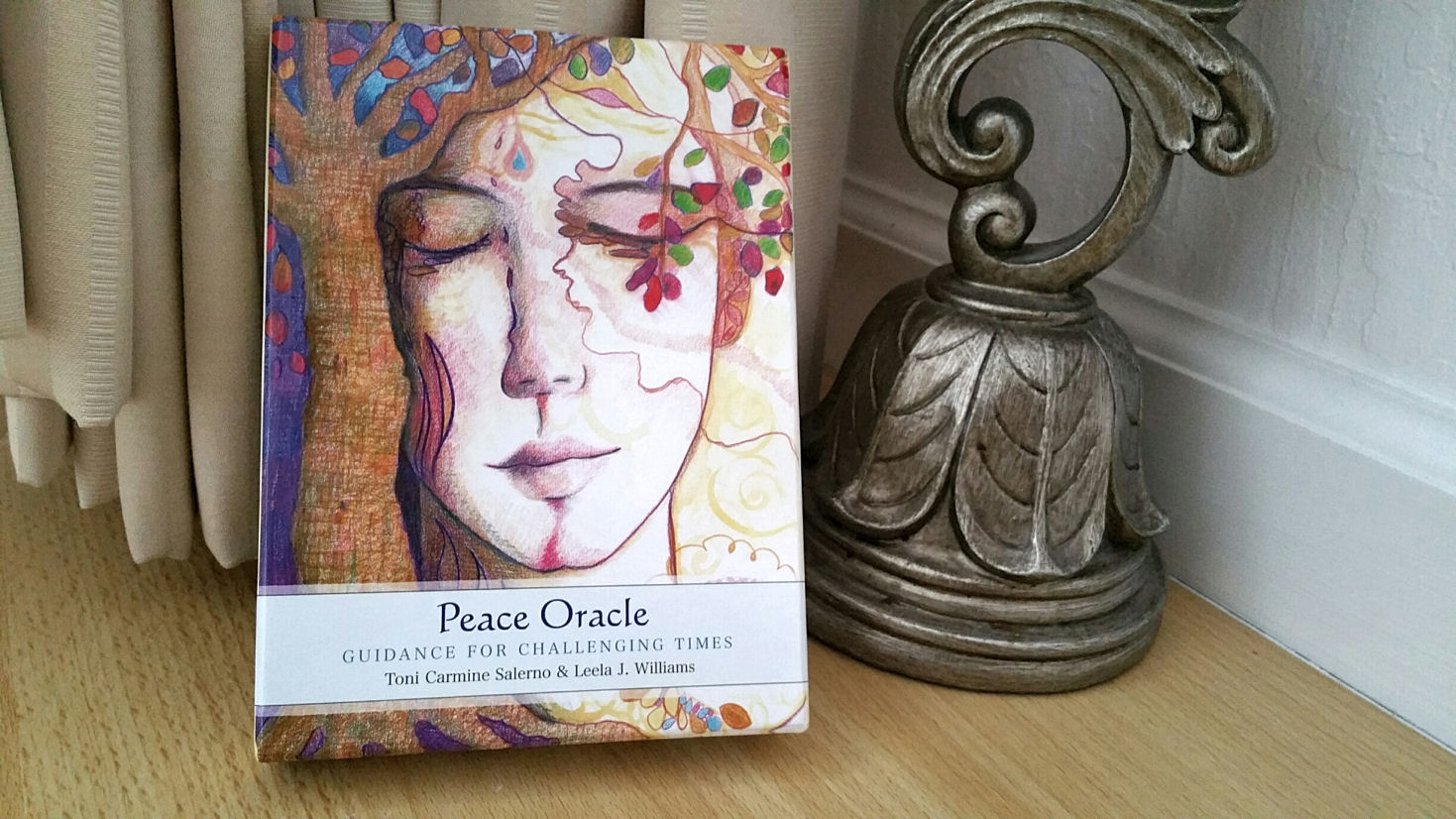Peace Oracle By Toni Salerno And Leela Williams Benebell Wen