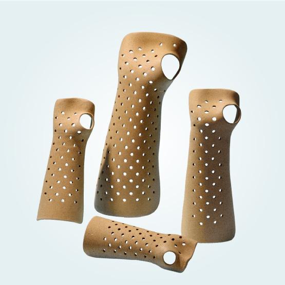 benecare cork splints